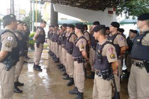 PM lança Operação Natalina e coloca mais policiais na rua