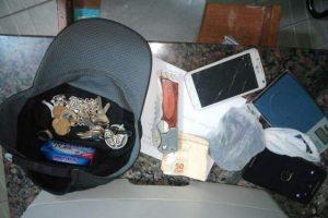 Tráfico de drogas: Dois homens são presos pelas PMs Capixaba e Mineira