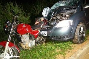 Caratinga: Acidente na BR 116 mata motociclista e garupa