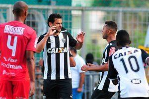 Atlético vence na estreia do Mineiro. Pênalti polêmico