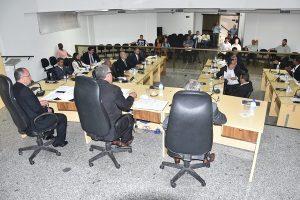 Saiba como foi a primeira reunião da Câmara de Vereadores de Manhuaçu
