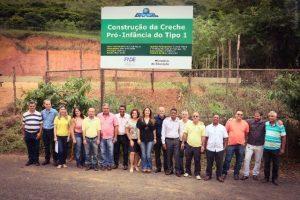 Manhuaçu inicia construção de creche no Alfa Sul