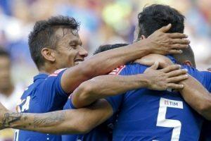Cruzeiro bate o Villa Nova de 2 a 1