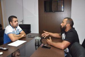 Professor de Jiu-Jitsu busca parceria com o município de Manhuaçu