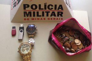 Mutum: Autores presos por furto e tráfico de drogas