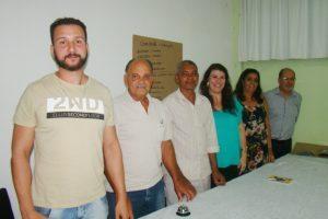 Conselho de Saúde elege nova mesa diretora: Nelson de Abreu é o presidente