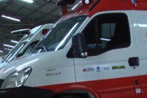 Febre Amarela: Prefeitura de Caratinga recebe ambulância para transportes urgentes