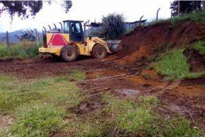 Terreno está sendo preparado para construção de creche na Vilanova