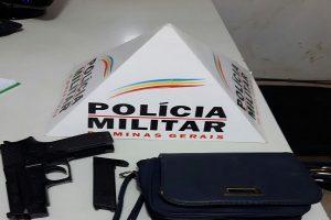 Menores assaltantes são apreendidos pela PM. Carro roubado localizado