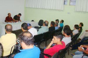 CMS discute sobre combate ao mosquito Aedes e situação de médicos psiquiatras