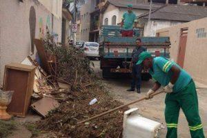 """Manhuaçu passa pela operação """"limpeza geral"""""""