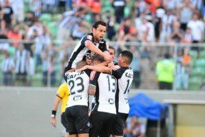 Atlético vence e reassume liderança do Mineiro