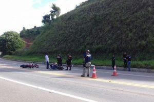 Motociclista é executado em Santa Rita de Minas