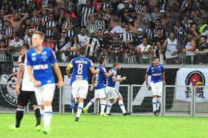 Cruzeiro vence mais um clássico contra o Atlético : 1 a 0