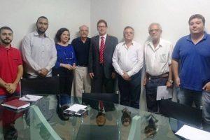 Presidente da OAB Manhuaçu se reúne com Prefeito de Ipanema