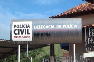 Suspeito de estuprar filha é preso pela Polícia Civil de Inhapim