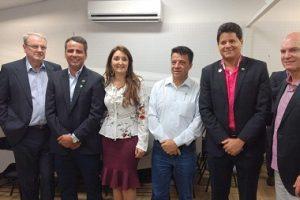 Cici Magalhães eleita para diretoria executiva da AMM