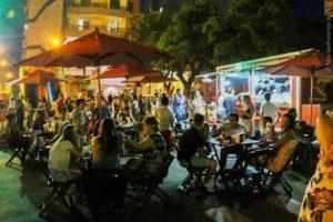 Feira Gastronômica e Cultural será na sexta-feira. 14/07