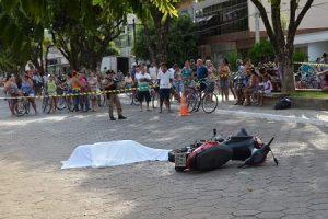 Ipanema: Motorista de ambulância é morto a tiros