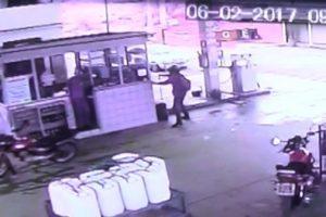 Suspeitos de assaltos a postos de combustíveis são presos em Caratinga