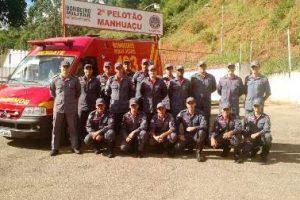 Bombeiros de Manhuaçu recebem nova viatura
