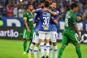 Cruzeiro derrota o Murici e segue na Copa do Brasil