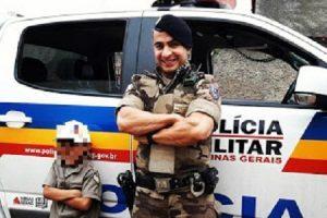 Policial morre após atropelamento por trem. Enterro em Inhapim