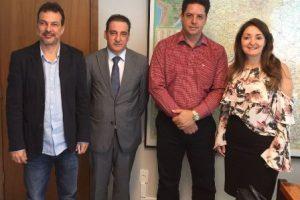 Manhuaçu busca obras junto ao DNIT