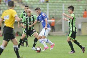 Cruzeiro e América empatam no clássico da semifinal