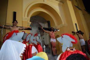 Veja as fotos da Semana Santa em Manhuaçu