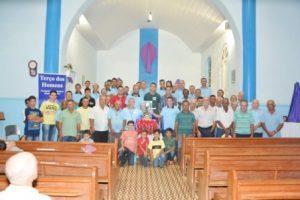 Terço dos homens de Ponte do Silva celebra um ano
