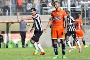 Atlético goleia na Libertadores: 5 a 2