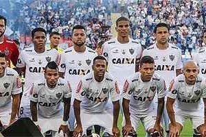 Atlético fará a abertura do Brasileirão 2017