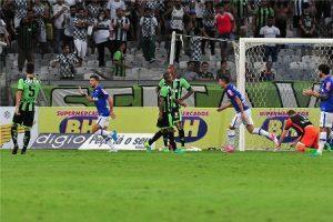 Cruzeiro vence o clássico contra o América e vai a final