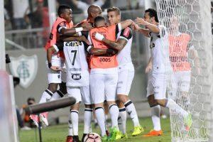 Atlético vence o Libertad pela Libertadores