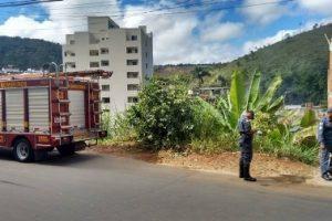 Lotes vagos são vistoriados pelos Bombeiros de Manhuaçu