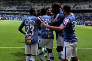 Cruzeiro derrota o Democrata: 2 a 0
