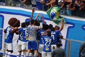 Cruzeiro derrota o Atlético: 2 a 1