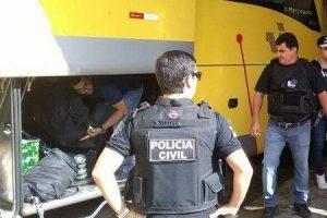 PC apreende drogas em Manhuaçu