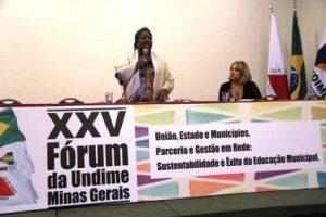 Manhuaçu participa do Fórum de Secretários de Educação em BH