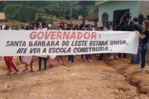 Santa Bárbara do Leste: Convênio para construção de escola estadual pode ser assinado hoje