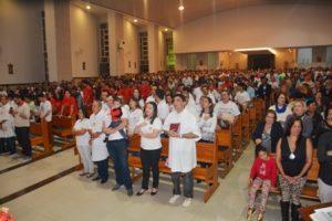 Festa do Bom Pastor reúne centenas de Fiéis
