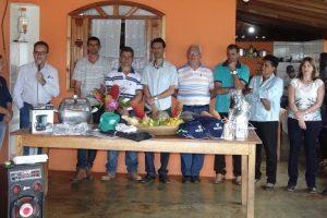 Dia de Campo é realizado na comunidade Taquara Preta