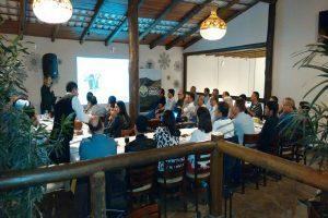 OLAM realiza palestra sobre Mercado Futuro para cafeicultores em Manhuaçu