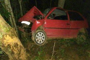 Acidente com uma vítima fatal na MG 111, em São Geraldo