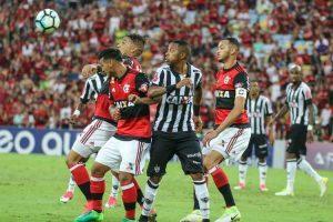 Atlético empata como Flamengo no Rio