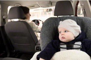 Segurança das crianças no carro. Dicas, orientações