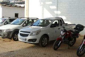SAAE adquire cinco novos veículos e dinamiza serviços em Manhuaçu