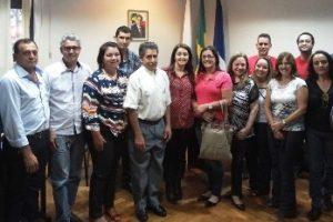 Prefeita Cici empossa Conselho Municipal de Saneamento Básico
