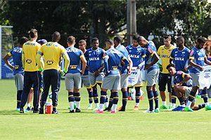 Copa do Brasil: Cruzeiro terá time titular contra a Chapecoense
